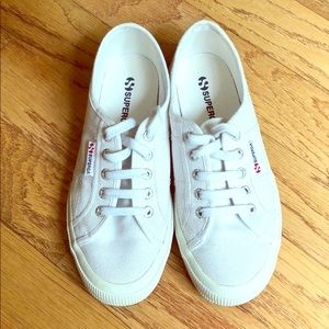 Superga Canvas Tennis Shoes Sneakers EUC!!!